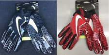 NEW NIKE VAPOR JET Skill GLOVES FOOTBALL RECEIVER STICKY MAGNIGRIP ADULT Sizes