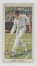 1924 Turf Sports Records Tobacco Base #1 Lawn Tennis MultiSport Card
