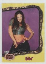 2002 Fleer WWE Absolute Divas #29 Lita Rookie Wrestling Card