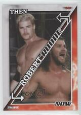 2008 TRISTAR TNA Wrestling Impact! Then and Now #TN-2 Robert Roode Bobby Card