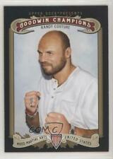 2012 Upper Deck Goodwin Champions #80 Randy Couture MultiSport Card