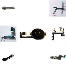 Replacement Power On/Off Volume Mute Button Flex Cable Repair Part For iPhone