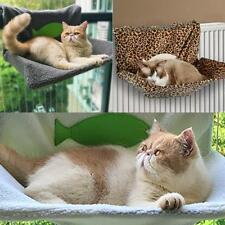 Pet Seat Window-Hanging Cat Relax Bed Small Pet Warm Cosy House Furniture 16 lbs