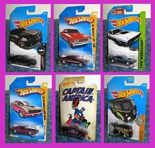 Hot Wheels CUSTOM SUPER TREASURE HUNT`s Chevy Ford Volkswagen Plymouth Select