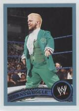 2011 Topps WWE Blue #20 Hornswoggle Wrestling Card