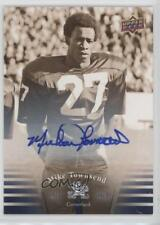 2013 Upper Deck University of Notre Dame Autographs #21 Mike Townsend Auto Card