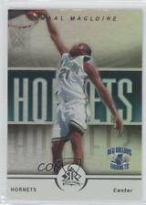 2005-06 Reflections #62 Jamaal Magloire Charlotte Hornets New Orleans Card