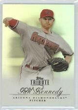 2012 Topps Tribute #39 Ian Kennedy Arizona Diamondbacks Baseball Card
