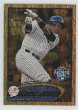 2012 Topps Update Series Golden Moments US241 Curtis Granderson New York Yankees