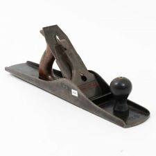"""Winchester Wood Plane W6 Smooth 17.5"""" Solid Wood Tote & Knob Hand Tool Carpentry"""
