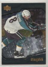 2000 Upper Deck Black Diamond #2 Teemu Selanne Anaheim Ducks (Mighty of Anaheim)