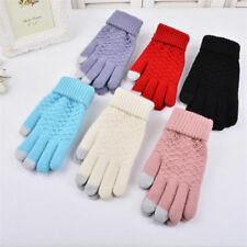 Magic Touch Screen Gloves Fashion Unisex Winter Knit Smartphone Texting Stretch