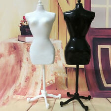 Doll Display Holder Dress Clothes Mannequin Model Stand For Barbie Doll CA、