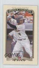2012 Upper Deck Goodwin Champions Minis #222 Billy Hamilton Cincinnati Reds Card