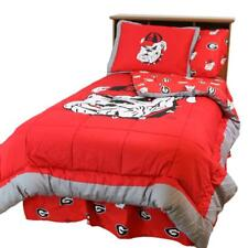 Georgia Bulldogs UGA Bedding Comforter & Sham Set