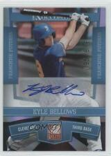 2010 Donruss Elite Extra Edition #84 Kyle Bellows Cleveland Indians Auto Card