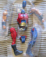 "DC Universe ATOM SMASHER BAF PIECES Loose 6"" Torso, Arms, Legs, Head Classics"