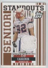 2007 Topps Draft Picks and Prospects (DPP) #SS-AC Adam Carriker Football Card