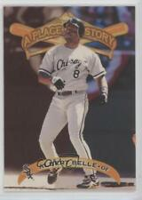 1998 Fleer Sports Illustrated Then & Now #41 Albert Belle Chicago White Sox Card