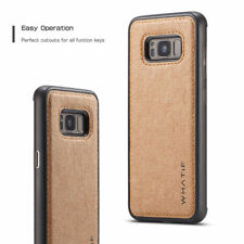 Magnetic Detachable Folio Flip Wallet Case Cover For Samsung S7 Edge S8 Note 8 N