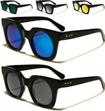 NEW SUNGLASSES LADIES WOMENS MENS DESIGNER ROUND CLASSIC RETRO VINTAGE CAT EYE