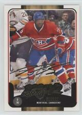 2011-12 Upper Deck Victory MVP #46 PK Subban Montreal Canadiens P.K. Hockey Card