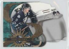 1997 Pacific Omega Game Face #2 Teemu Selanne Anaheim Ducks (Mighty of Anaheim)