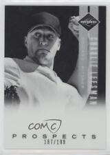 2011 Panini Limited Prospects OptiChrome #27 Charlie Leesman Chicago Cubs Card