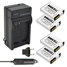 EN-EL12 Battery + Charger For Nikon Coolpix AW110 S8100 S8200 S9050 S6300 S9500