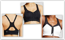 Champion Power Shape MAX High Support Front Close Sports Bra Motion Control Cup