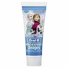 Oral-B Stages Frozen Toothpaste 75ml 1 2 3 6 12 Packs