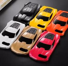 3D Sport Race Car Shape Back PC Hard Phone Case Cover For iPhone 6 6S 7 8 Plus