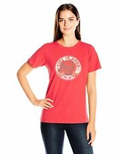 Life is good Crusher Rocket Santa Peace Tee, Simply Red - Choose SZ/Color