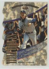 1998 Donruss Preferred Title Waves #21 Randy Johnson Seattle Mariners Card