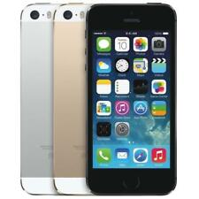 Apple iPhone 5S -16 32 64GB Network Locked GSM Smartphone Gold Gray Silver Grade