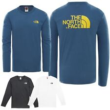 The North Face Men's Long Sleeve Easy T-Shirt Long Sleeve Shirt S up to XXL
