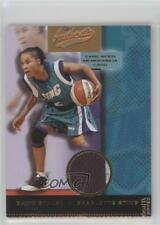 2002-03 Fleer Authentix WNBA Memorabilia Ripped DAST Dawn Staley Basketball Card