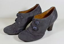 New NAYA by NATURALIZER - EMILY 7.5W 8.5W 38 40 Wide Leather Boot Shoes Womens