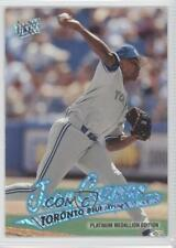 1997 Fleer Ultra Platinum Medallion Edition #P144 Juan Guzman Toronto Blue Jays