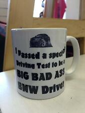 Koolart BMW Coupe Big Bad Ass Driver Mug - Can Be Personalised With A Name