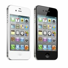 Hot Apple iPhone 4S Factory Unlocked Smartphone Black/ White SSS+++ Condition