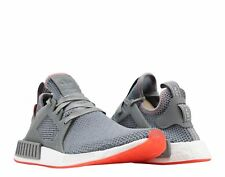 Adidas NMD_XR1 Grey/Grey/Solar Red Men's Running Shoes BY9925