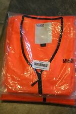 MidwayUSA Full Zip Deluxe Men's Blaze Orange Safety Hunting Vest