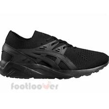 Asics Gel Kayano Trainer Sock H705N 9090 EB mens running black shoes sneakers