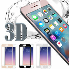 Wholesale 3D Curved Edge to Edge Tempered Glass Screen Protector Film For iPhone