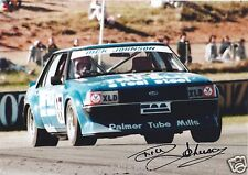 Dick Johnson 1981 SIGNED 6x4 or 8x12 photos V8 Supercars DJR FORD FAST POSTAGE