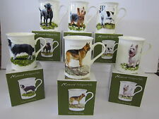 LESSER & PAVEY PEDIGREE PALS FINE CHINA MUG LP91143