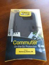 Otterbox Commuter Dual Layer Black Case for Samsung Galaxy S6