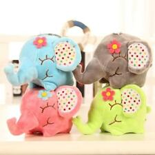 Cute Elephant Soft Plush Toy Mini Stuffed Animal Baby Kids Gift Doll Popular JZU