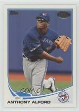 2013 Topps Pro Debut #30 Anthony Alford Toronto Blue Jays Rookie Baseball Card